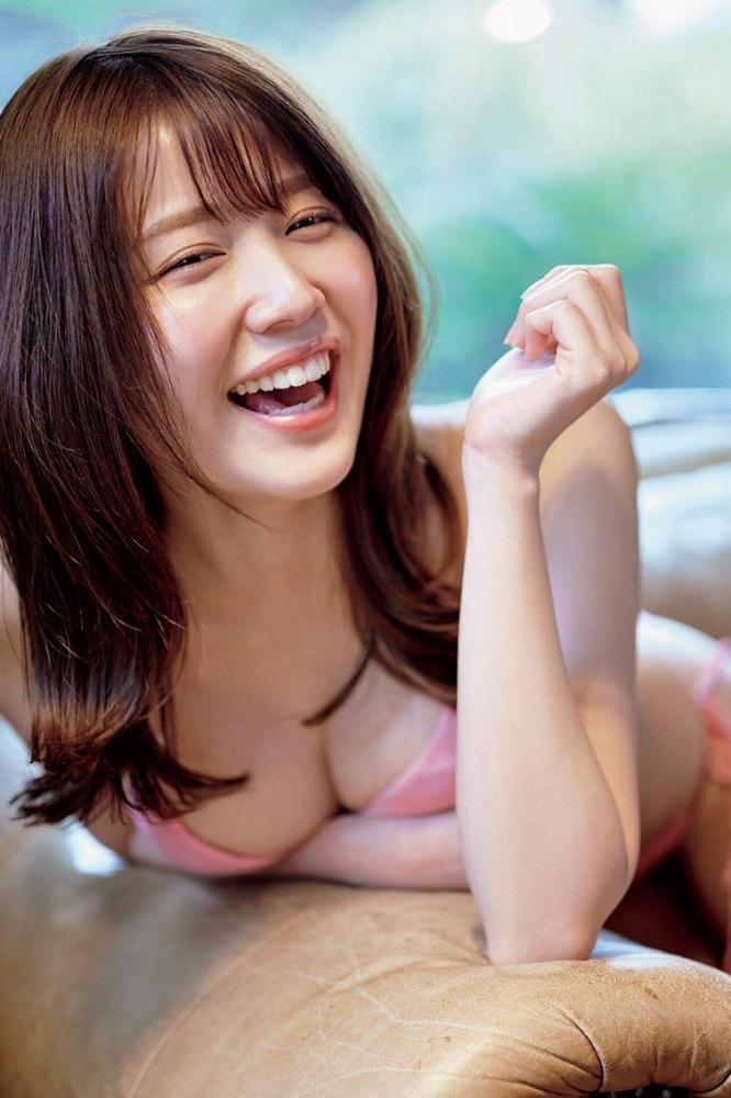【小日向ゆかエロ画像】SNSで可愛すぎると話題になったFカップ美少女 31