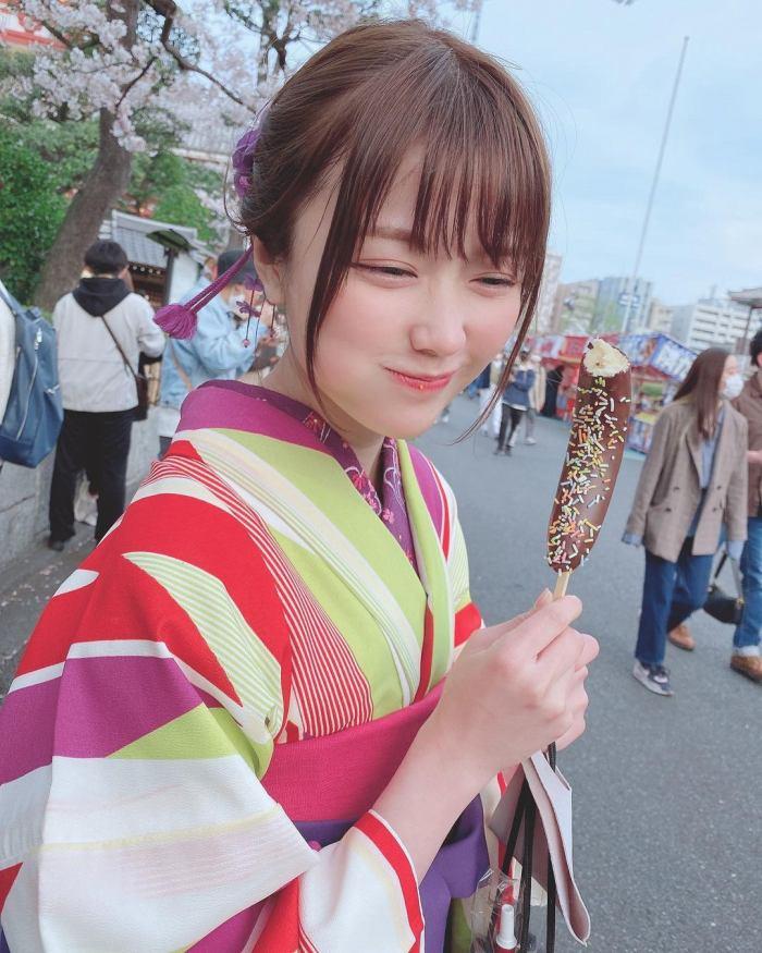 【小日向ゆかエロ画像】SNSで可愛すぎると話題になったFカップ美少女 39