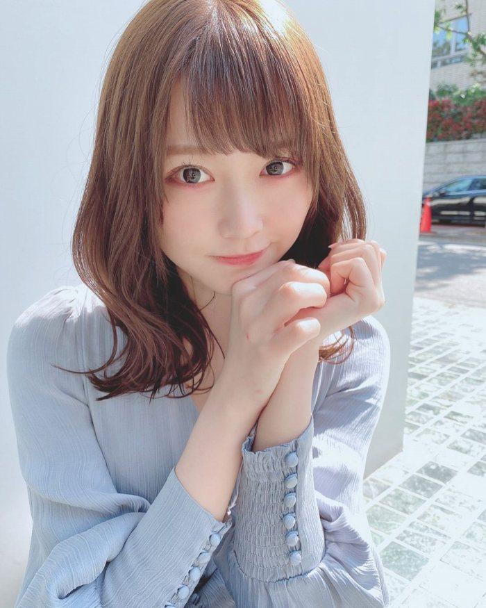 【小日向ゆかエロ画像】SNSで可愛すぎると話題になったFカップ美少女 44