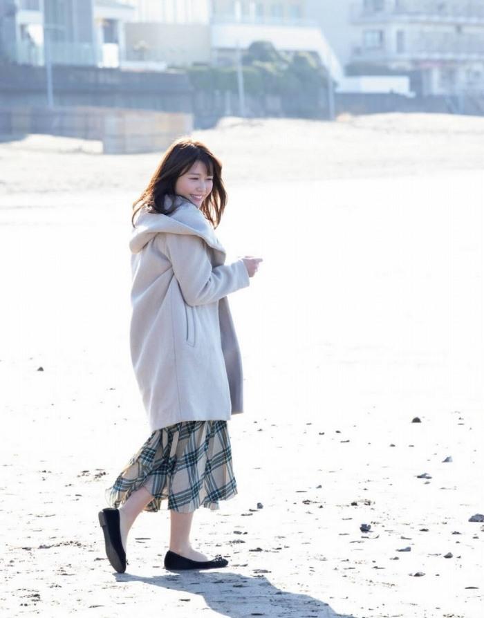 【小日向ゆかエロ画像】SNSで可愛すぎると話題になったFカップ美少女 47