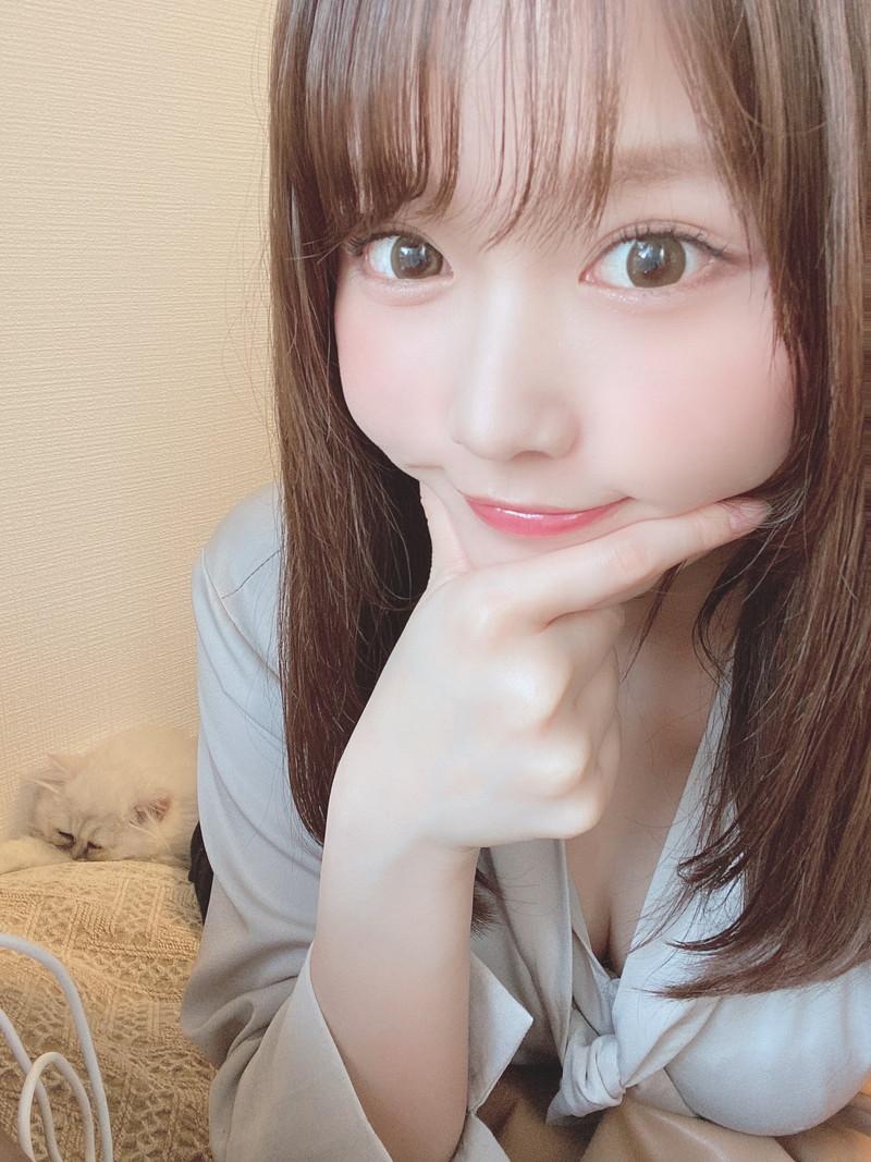 【小日向ゆかエロ画像】SNSで可愛すぎると話題になったFカップ美少女 75
