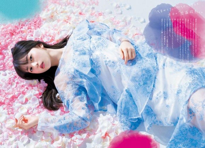 【齋藤飛鳥グラビア画像】美少女と評判の乃木坂アイドルがやっぱり可愛い! 11
