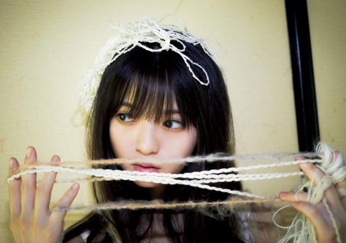 【齋藤飛鳥グラビア画像】美少女と評判の乃木坂アイドルがやっぱり可愛い! 14