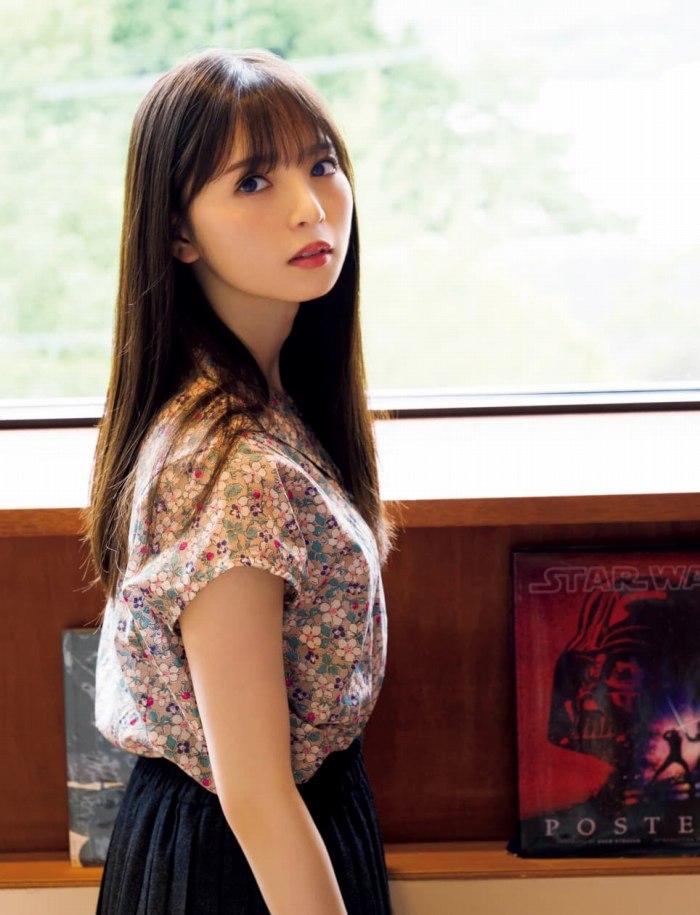 【齋藤飛鳥グラビア画像】美少女と評判の乃木坂アイドルがやっぱり可愛い! 28