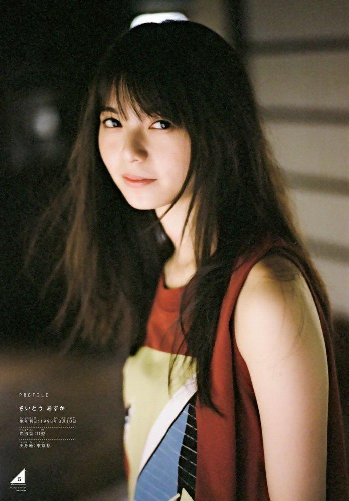 【齋藤飛鳥グラビア画像】美少女と評判の乃木坂アイドルがやっぱり可愛い! 76