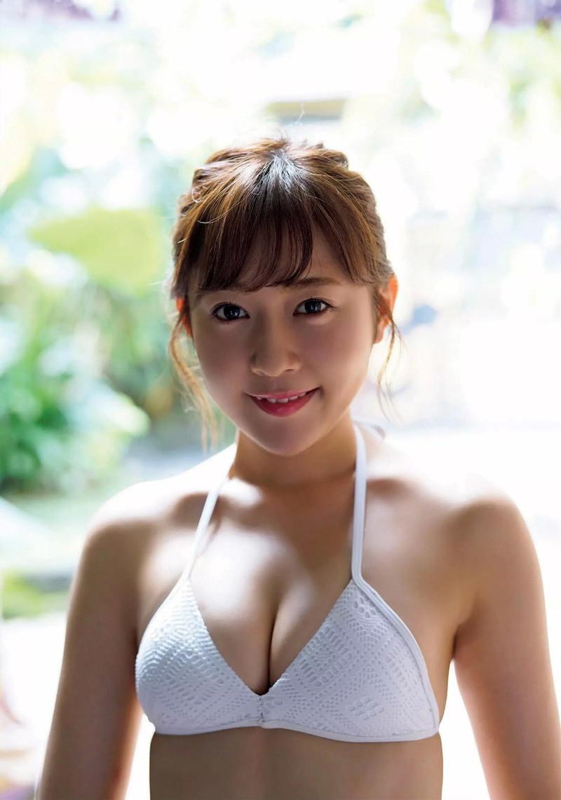 【多田愛佳お宝画像】元AKB48アイドルのビキニやパンチラショット! 13