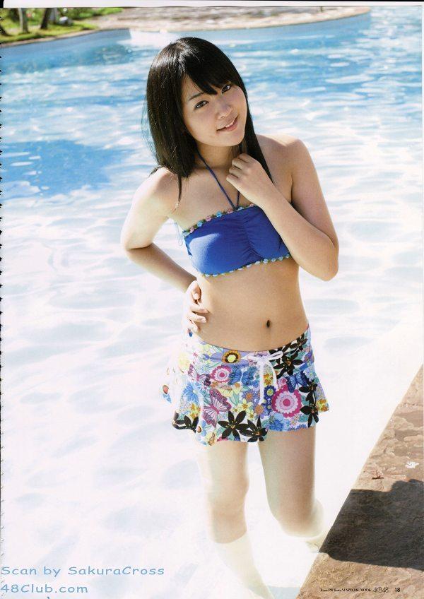 【多田愛佳お宝画像】元AKB48アイドルのビキニやパンチラショット! 26