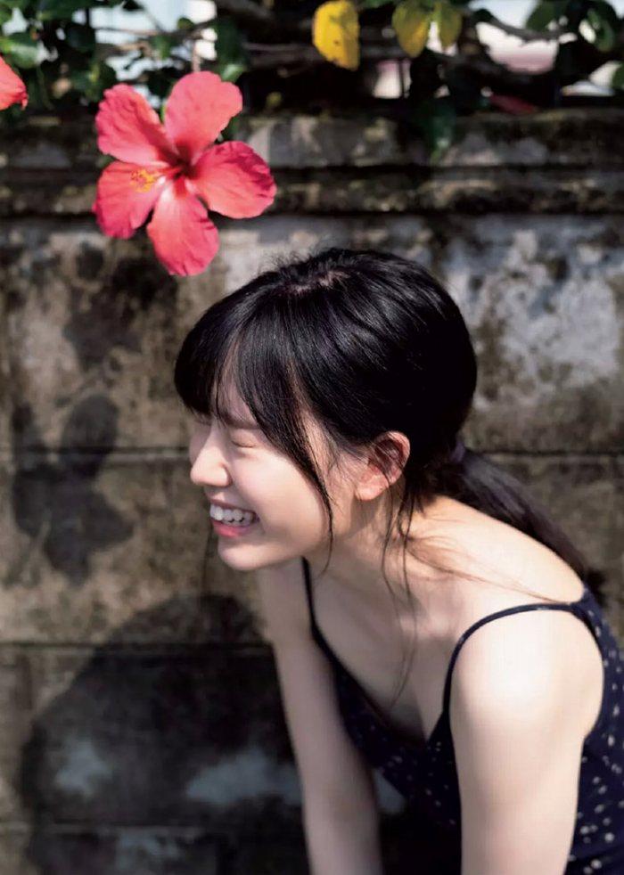 【運上弘菜グラビア画像】AKBを落ちても挫けずHKTでアイドルになった女の子 20