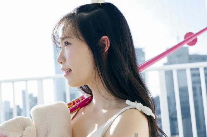 【運上弘菜グラビア画像】AKBを落ちても挫けずHKTでアイドルになった女の子 23