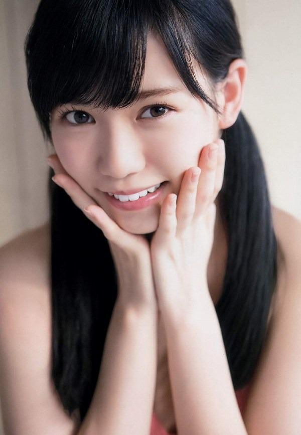 【運上弘菜グラビア画像】AKBを落ちても挫けずHKTでアイドルになった女の子 26