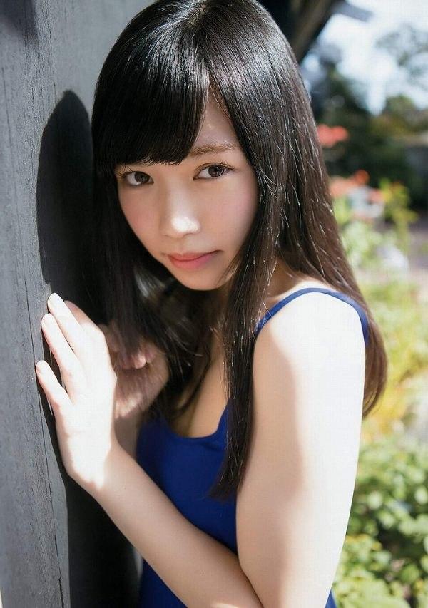 【運上弘菜グラビア画像】AKBを落ちても挫けずHKTでアイドルになった女の子 27