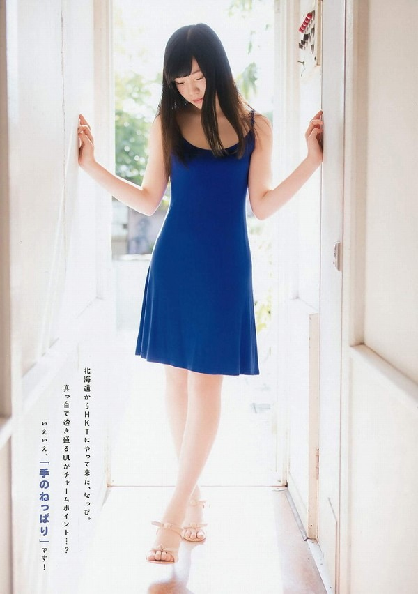 【運上弘菜グラビア画像】AKBを落ちても挫けずHKTでアイドルになった女の子 28