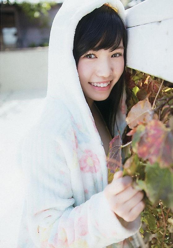 【運上弘菜グラビア画像】AKBを落ちても挫けずHKTでアイドルになった女の子 30