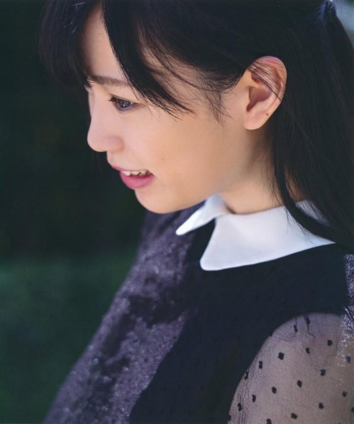 【運上弘菜グラビア画像】AKBを落ちても挫けずHKTでアイドルになった女の子 32