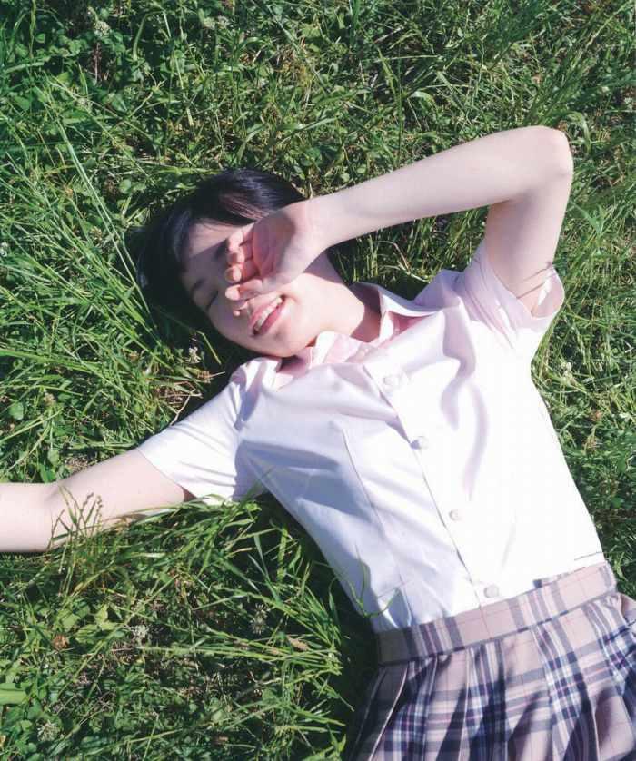 【運上弘菜グラビア画像】AKBを落ちても挫けずHKTでアイドルになった女の子 33