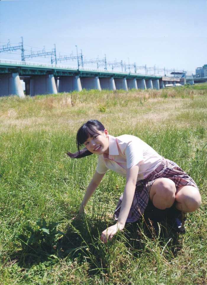 【運上弘菜グラビア画像】AKBを落ちても挫けずHKTでアイドルになった女の子 34
