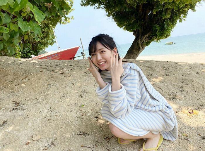 【運上弘菜グラビア画像】AKBを落ちても挫けずHKTでアイドルになった女の子 39