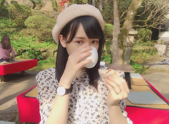 【運上弘菜グラビア画像】AKBを落ちても挫けずHKTでアイドルになった女の子 48