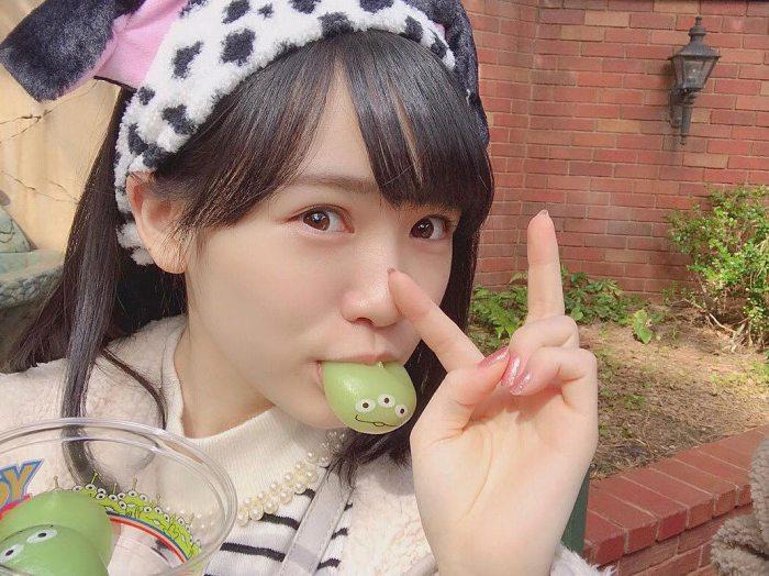 【運上弘菜グラビア画像】AKBを落ちても挫けずHKTでアイドルになった女の子 51