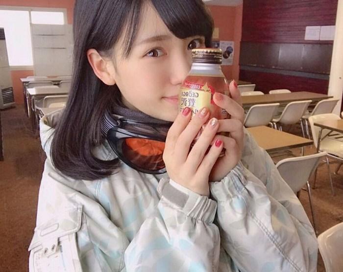 【運上弘菜グラビア画像】AKBを落ちても挫けずHKTでアイドルになった女の子 52