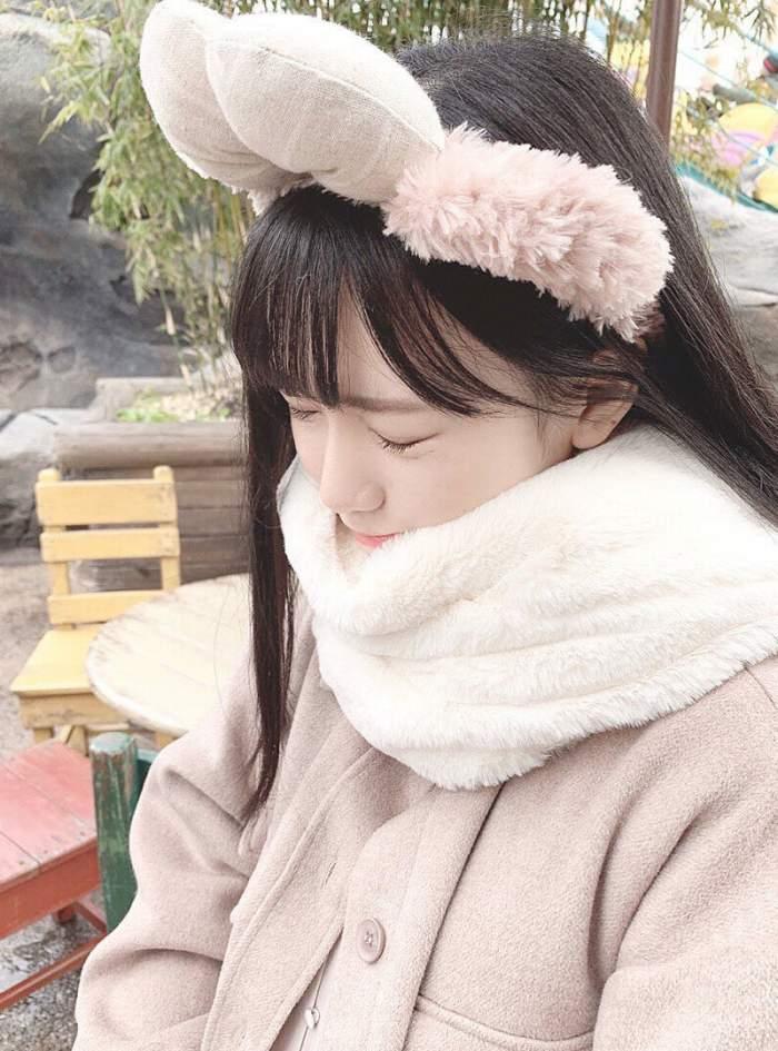 【運上弘菜グラビア画像】AKBを落ちても挫けずHKTでアイドルになった女の子 71