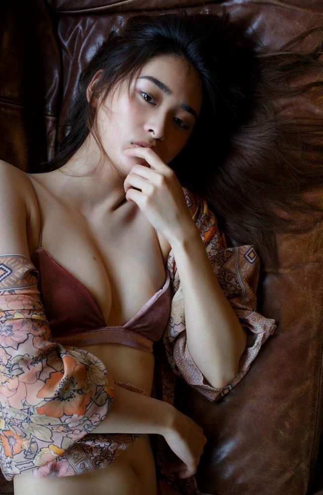 【柳美稀エロ画像】ジュウオウジャーや賭ケグルイで注目されたモデル女優 39