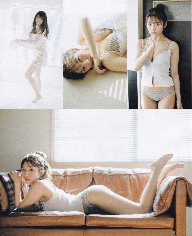 【栗原紗英グラビア画像】可愛さの中にセクシーさも混在しているアイドル 23