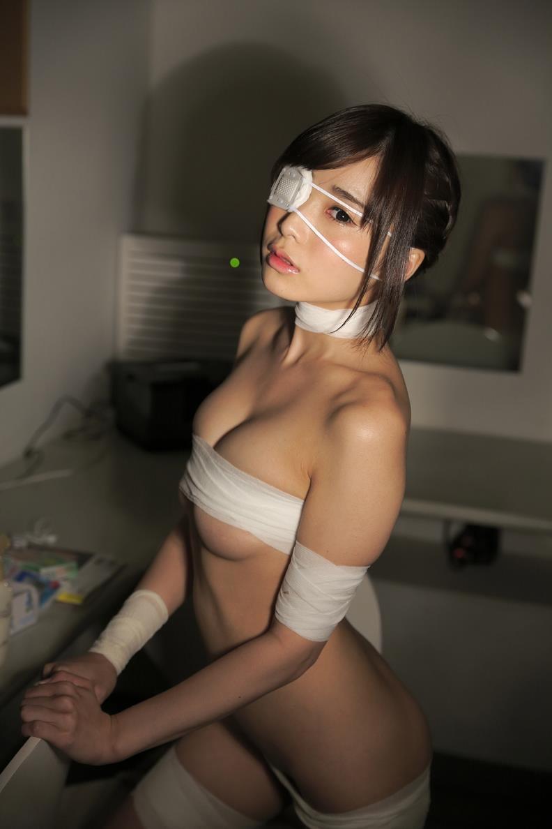 【逢坂愛エロ画像】まるで着エロイメージみたいに過激なグラビアアイドルがヌケる! 36