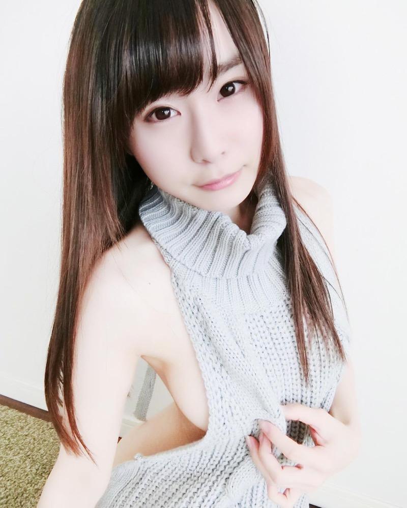 【逢坂愛エロ画像】まるで着エロイメージみたいに過激なグラビアアイドルがヌケる! 69