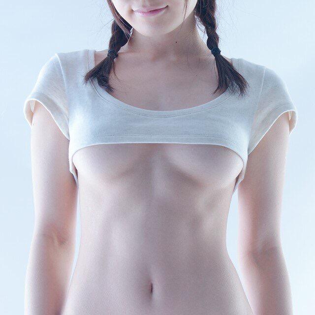 【逢坂愛エロ画像】まるで着エロイメージみたいに過激なグラビアアイドルがヌケる! 78