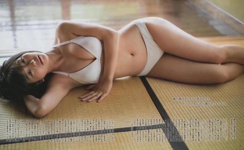 【小畑優奈グラビア画像】元SKE48メンバーアイドルだった美少女の現在は?