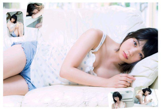 【小畑優奈グラビア画像】元SKE48メンバーアイドルだった美少女の現在は? 03