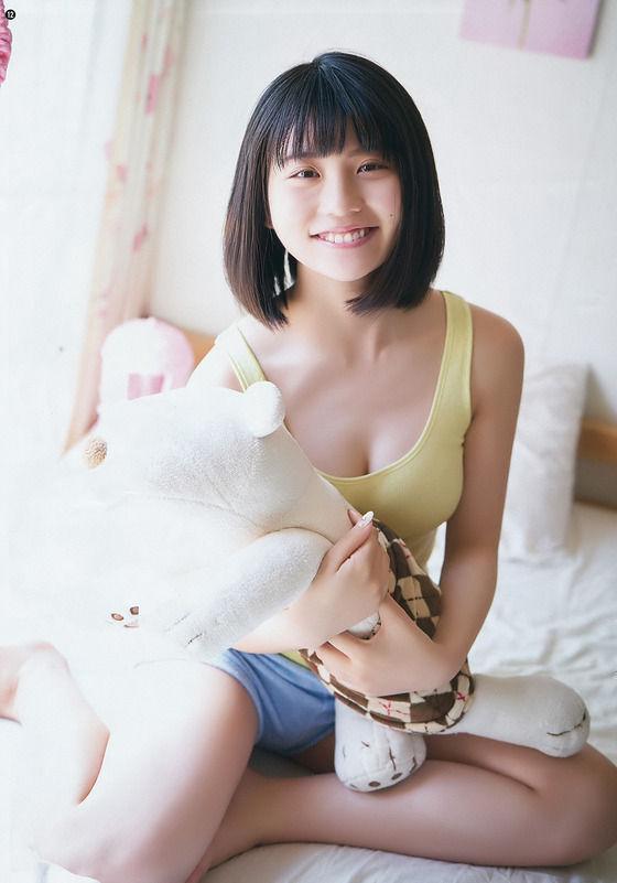【小畑優奈グラビア画像】元SKE48メンバーアイドルだった美少女の現在は? 18