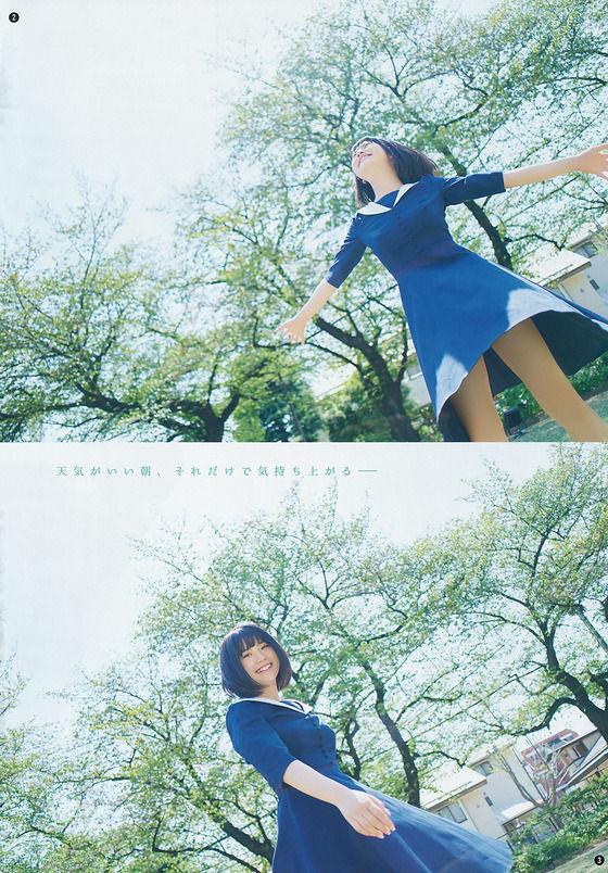 【小畑優奈グラビア画像】元SKE48メンバーアイドルだった美少女の現在は? 22