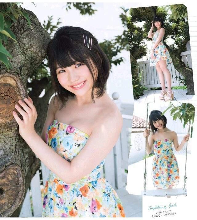 【小畑優奈グラビア画像】元SKE48メンバーアイドルだった美少女の現在は? 25