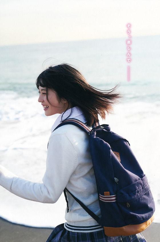 【小畑優奈グラビア画像】元SKE48メンバーアイドルだった美少女の現在は? 29