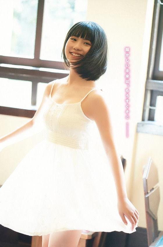 【小畑優奈グラビア画像】元SKE48メンバーアイドルだった美少女の現在は? 31