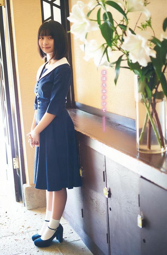 【小畑優奈グラビア画像】元SKE48メンバーアイドルだった美少女の現在は? 38
