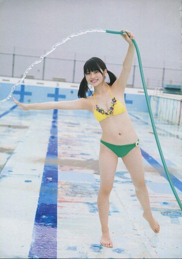 【小畑優奈グラビア画像】元SKE48メンバーアイドルだった美少女の現在は? 64