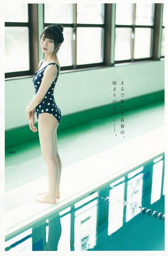 【小畑優奈グラビア画像】元SKE48メンバーアイドルだった美少女の現在は? 69