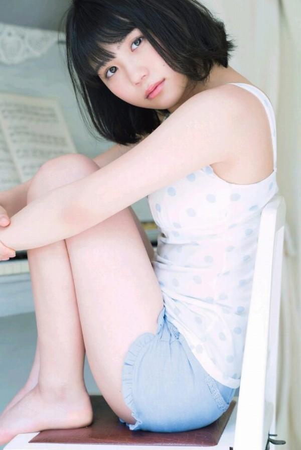 【小畑優奈グラビア画像】元SKE48メンバーアイドルだった美少女の現在は? 73
