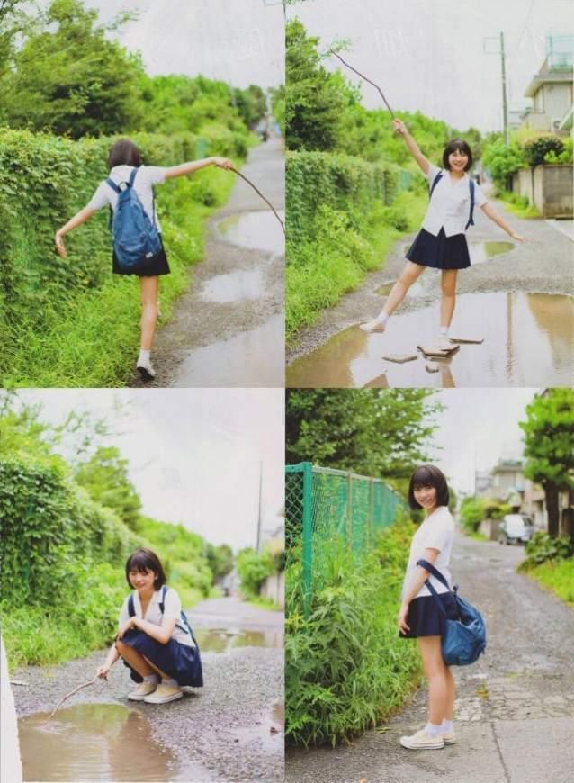 【小畑優奈グラビア画像】元SKE48メンバーアイドルだった美少女の現在は? 77