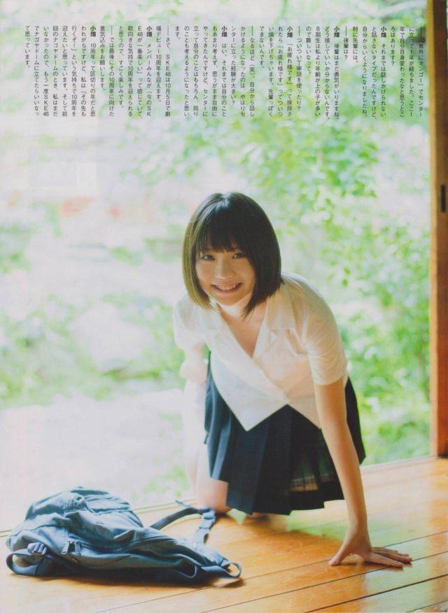 【小畑優奈グラビア画像】元SKE48メンバーアイドルだった美少女の現在は? 80