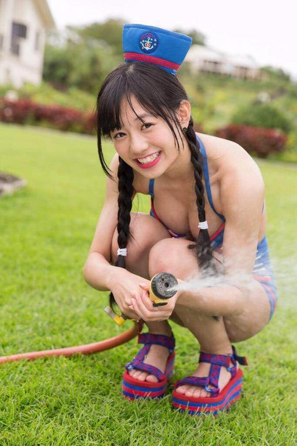 【伊藤萌々香キャプ画像】アイドルだった若手女優のちょっとセクシーなシーン 76