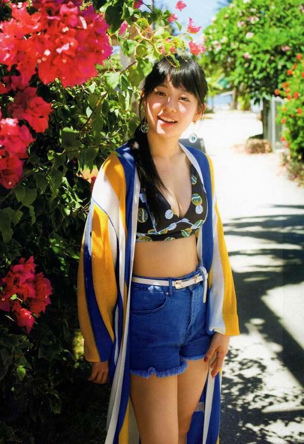 【伊藤萌々香キャプ画像】アイドルだった若手女優のちょっとセクシーなシーン 77