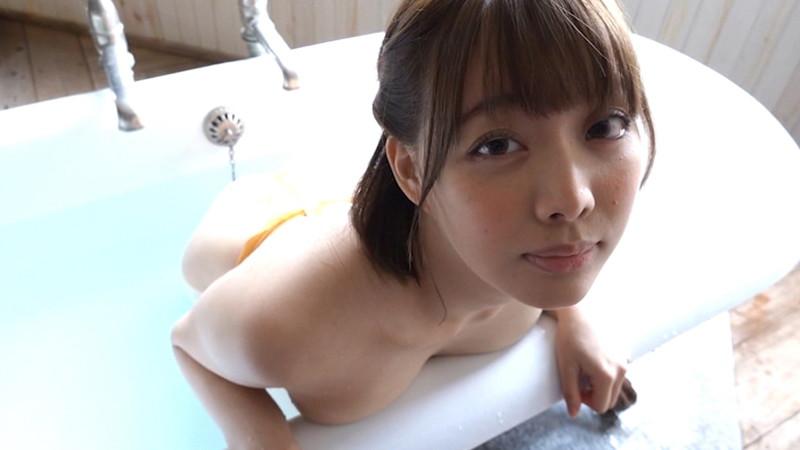【七海キャプ画像】めっちゃ高身長なGカップ巨乳ボディがエロさ満点! 27
