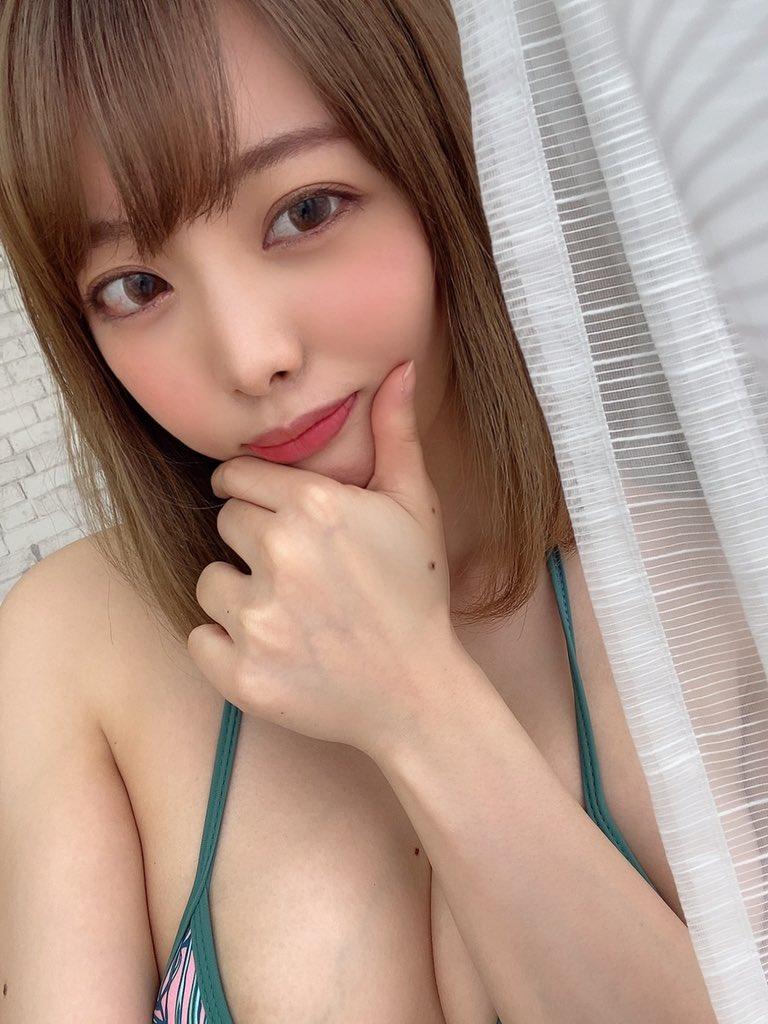 【七海キャプ画像】めっちゃ高身長なGカップ巨乳ボディがエロさ満点! 69