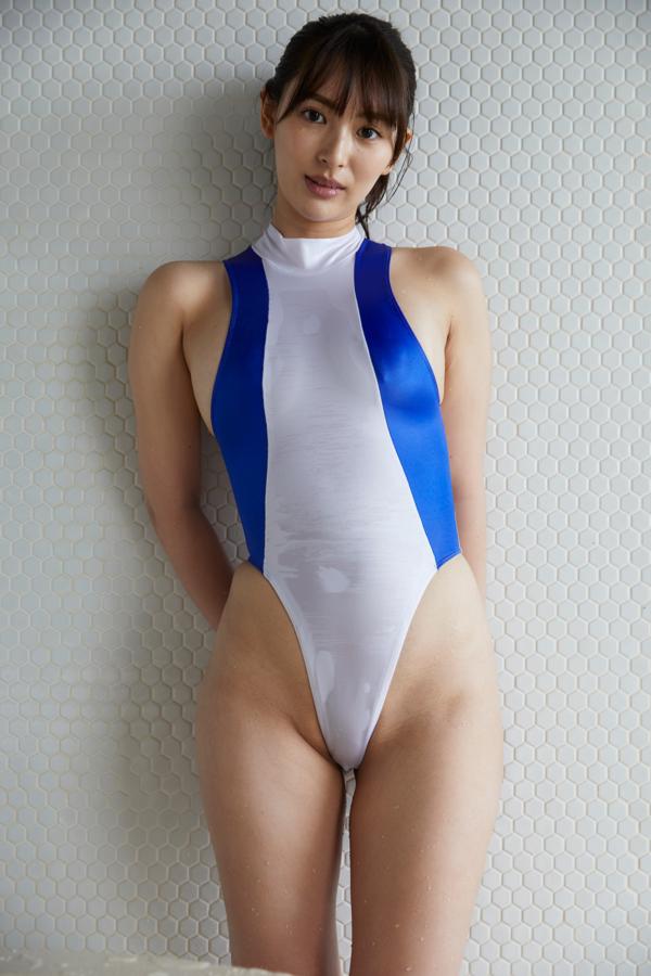 【姫野みなみキャプ画像】モデルからグラドルへ転身したスレンダーお姉さん 79