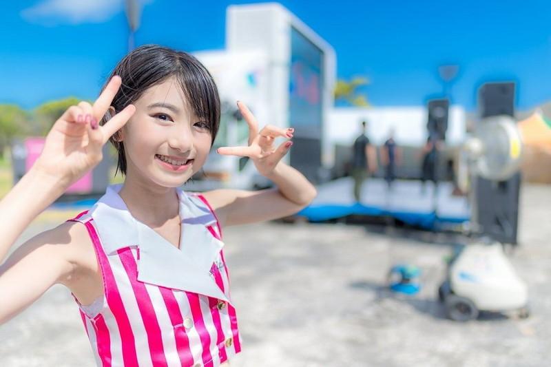 【池間夏海エロ画像】ショートカットが似合って可愛い美少女の水着姿 90