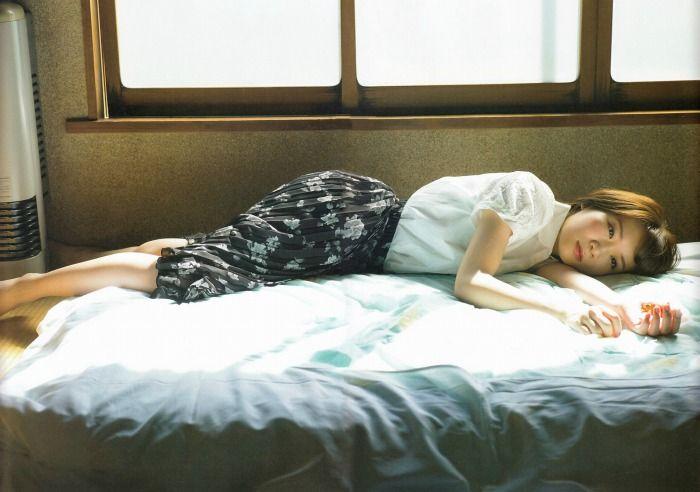 【秋元真夏グラビア画像】乃木坂46の2代目キャプテンが披露したビキニ姿 69
